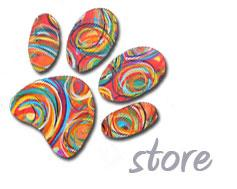 Online Esty Store for Meow Bark Art